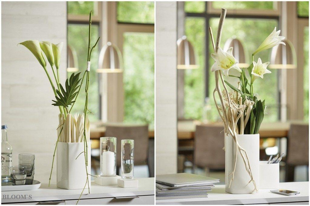 Außergewöhnliche Deko für schlichte Vasen - TIZIANO Design