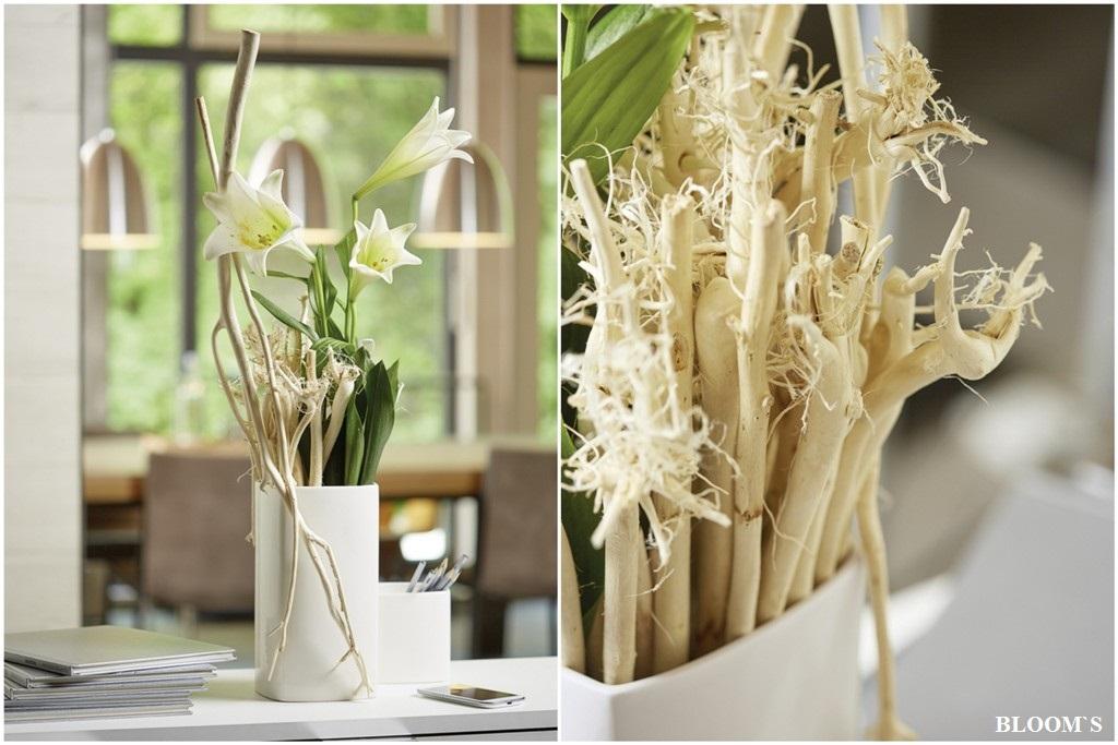 au ergew hnliche deko f r schlichte vasen tiziano design. Black Bedroom Furniture Sets. Home Design Ideas