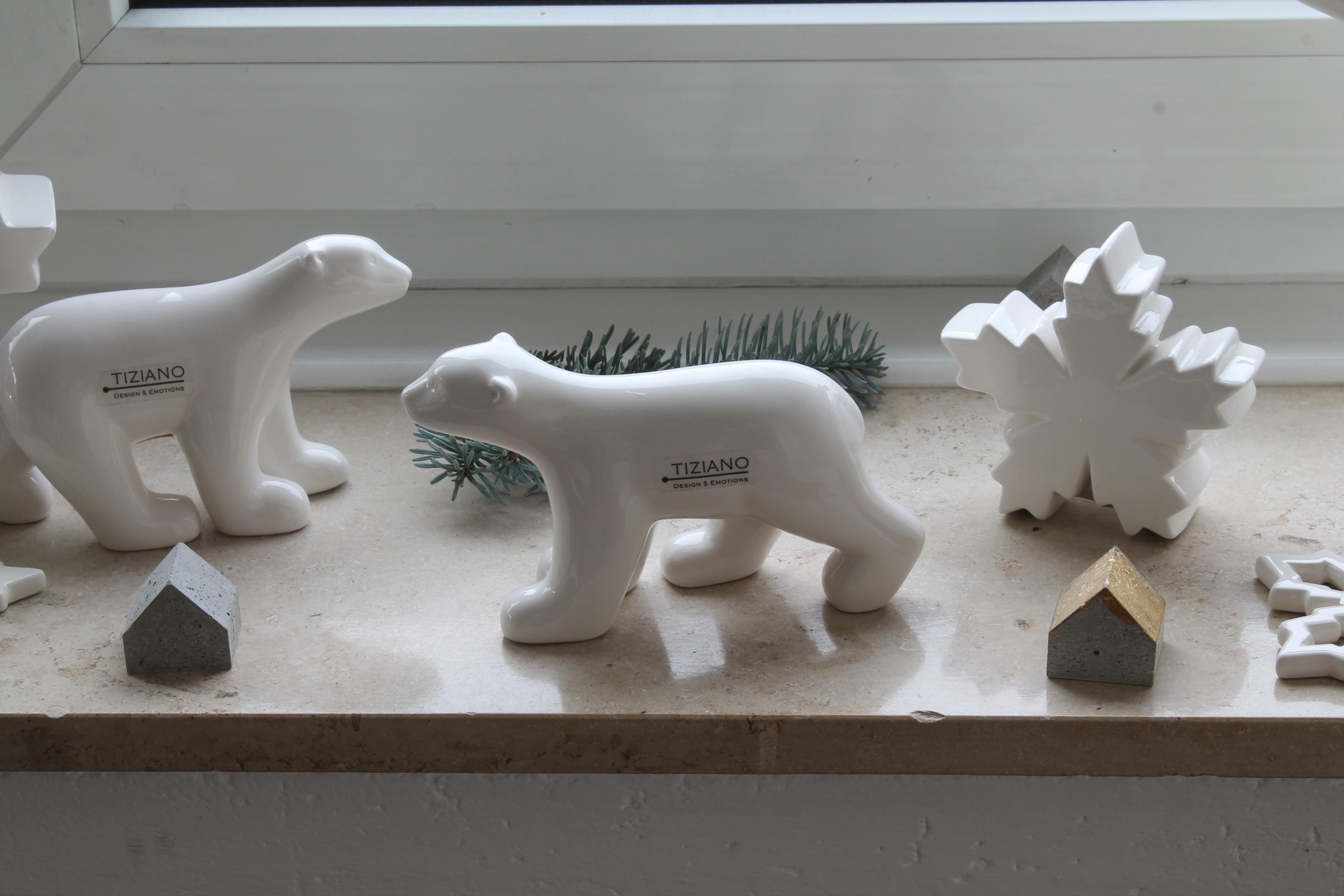Winterliche dekoideen für die fensterbank.   tiziano design